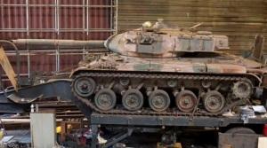 brazil tank M41C