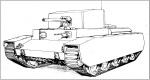A28 infantry tank