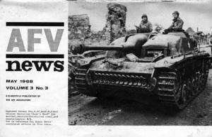 AFV News 1968