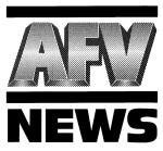 AFV News Logo Modern