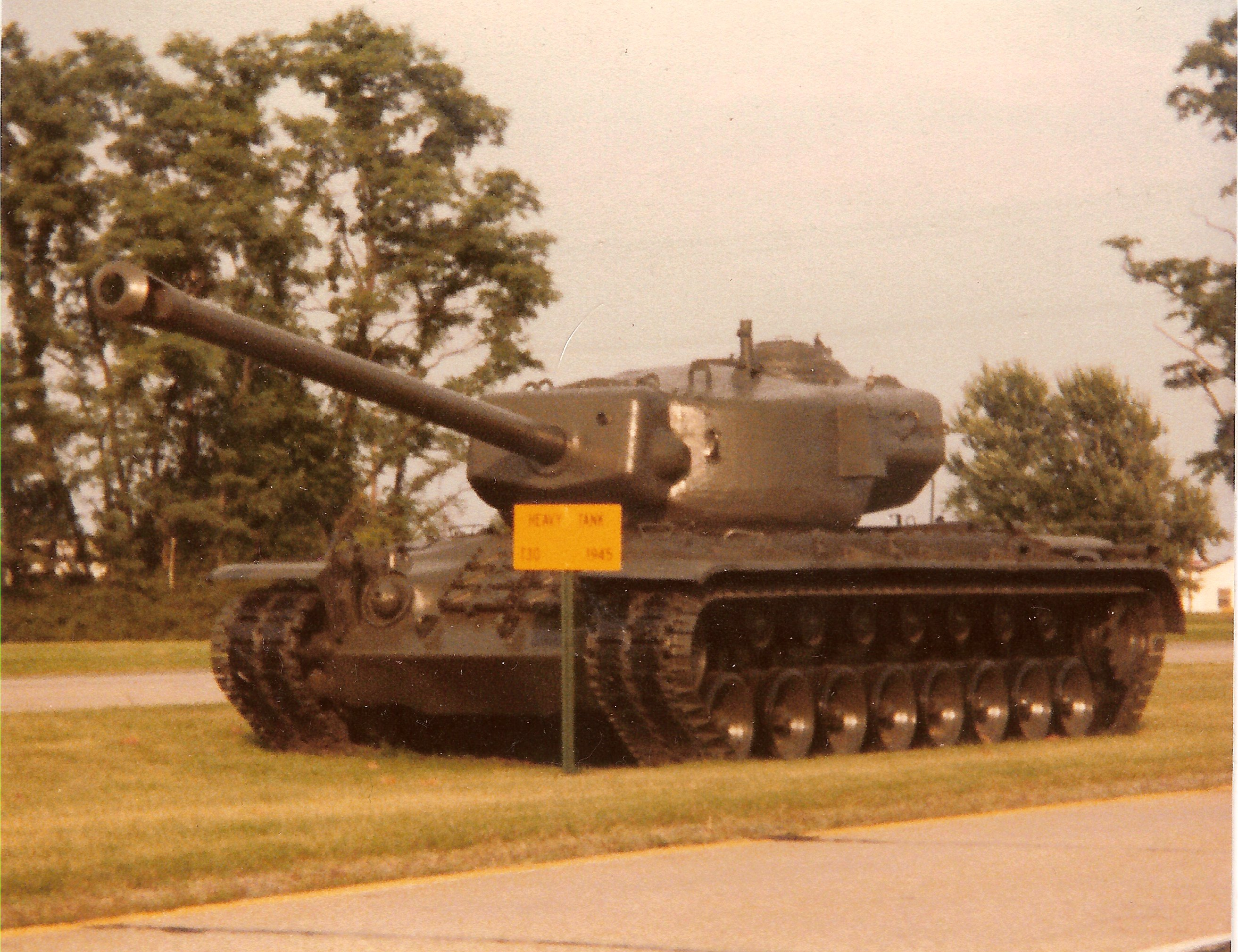 From the Editor: Tank Boulevard APG – Tank and AFV News