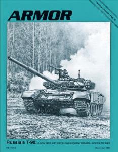 T 90 armor mag