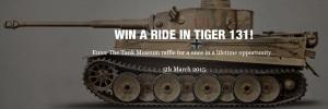 win a ride in tiger