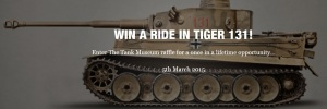 win a ride in tiger