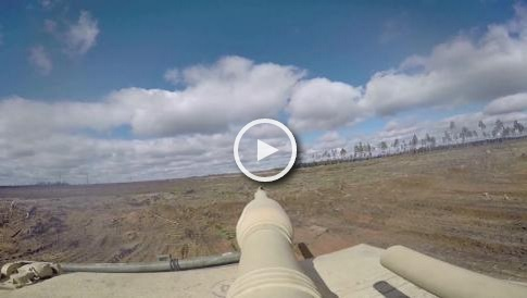 Estonia live fire 1