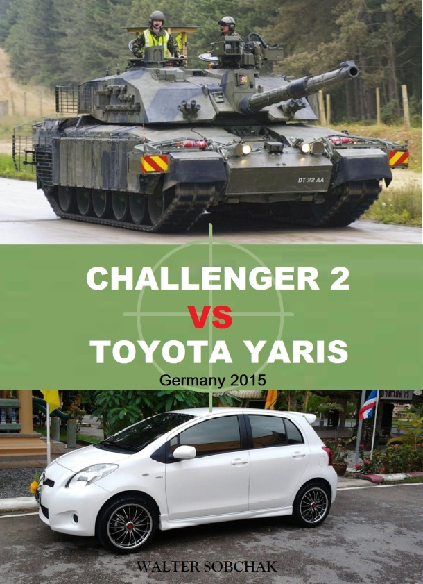 Duel 108 Challenger 2 vs Toyota Yaris final