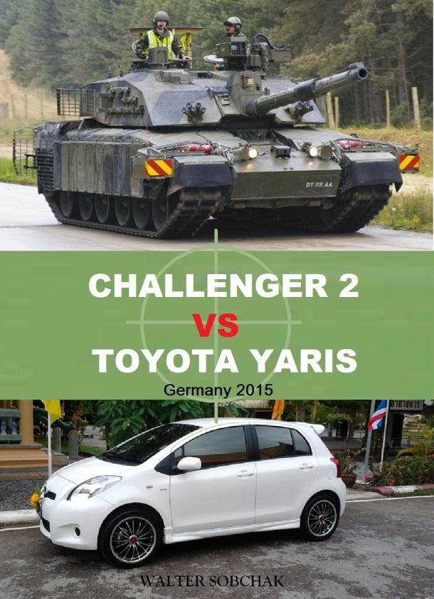Duel 108 Challenger 2 vs Toyota Yaris final