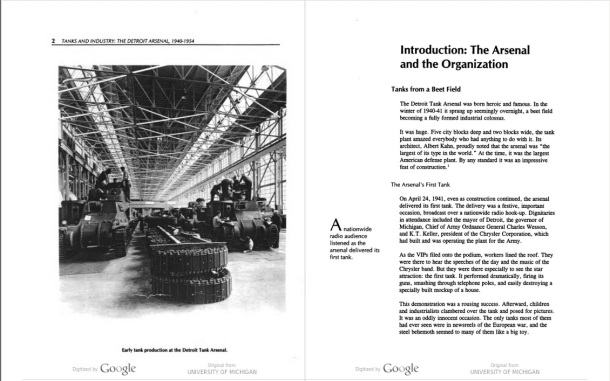 Tanks and Industry chapter 1