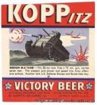 koppitz medium tank