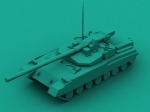 Object 490A digital render