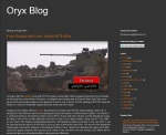 Oryx blog