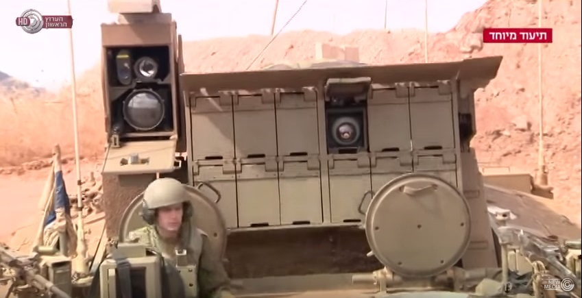 Israeli Ground Force Gxtr6of