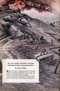 Why Don't We Have… Baby Assault Tanks (1952)