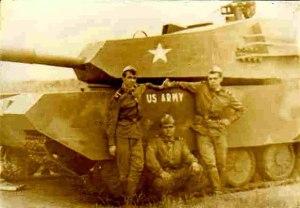 "Soviet ""M1 Abrams"""