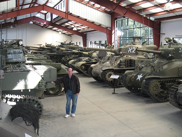 Collings Foundation Tank And Afv News