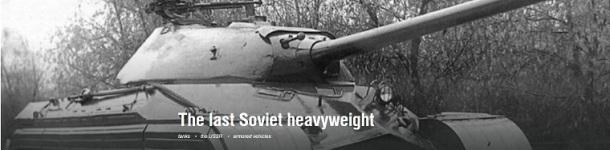 last soviet heavyweight