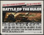 Poster - Battle of the Bulge, The_02