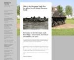 sherman tank site