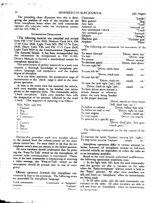 interphone systems in armored vehicles page 2