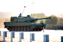 ALTAY MTR Prototype in action 2