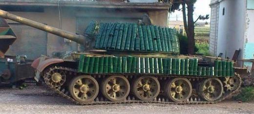 Armored Oddities of Syria/Iraq – Tank and AFV News