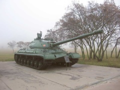 Russian T-10 heavy tank 12