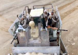 Armored bulldozer 3