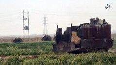 Armored bulldozer 5