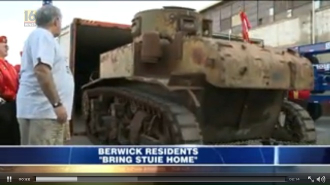 Berwick stuart