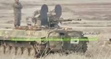 BMP with ZU-23