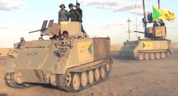M113 with ZU-23