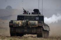 British-Tank