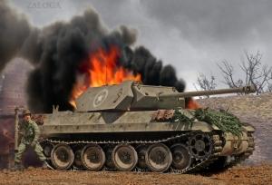 Ersatz M10, Pz.Bde
