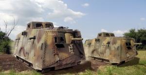 German A7V 1918