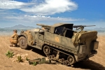 M3 75mm GMC El Guettar, Tunisia 1943
