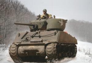M4A3E2 Cobra King 4th Armd Div Ardennes 1944
