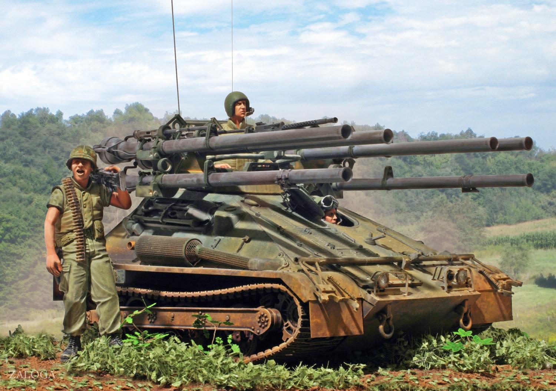 M50 Ontos Vietnam 1968 Tank And Afv News