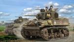 M5A1 4th Armd Div 1944