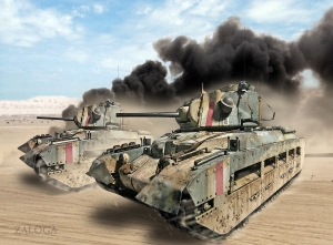Matilda Desert campaign
