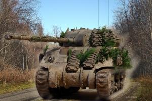 Sherman Firefly 1944