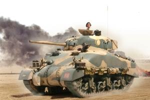 Sherman II El Alamein 1942