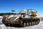 SU-76M Ukraine 1944