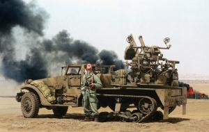 T28E1 Tunisia 1943