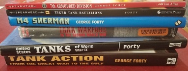 george forty books