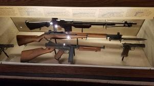 US Army WWII Firearms