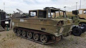 M-116 Husky Amphibious Cargo Carrier