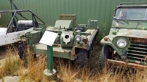 XM-501 Hawk Missile Carrier