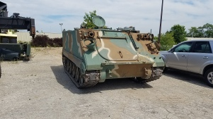 M113 in running condition