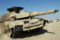 Saab-producing-electrical-gear-for-Leopard-2-tanks