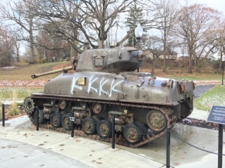huntington-vandalism-kkk